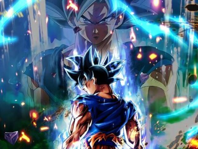 Que transformação dos animes você teria?