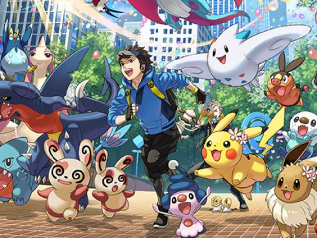 Acerte de qual geração é esse Pokémon