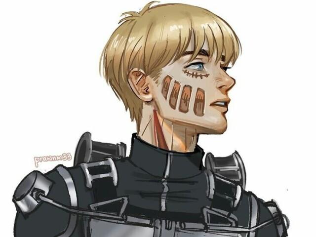 Qual Garota você seria em Attack On Titan?