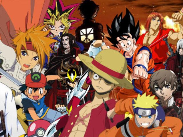 Qual anime você viveria?