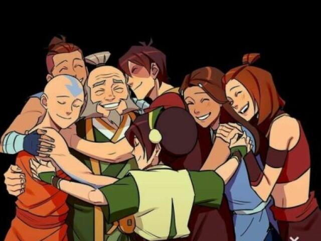 Você conhece Avatar a lenda de Aang?