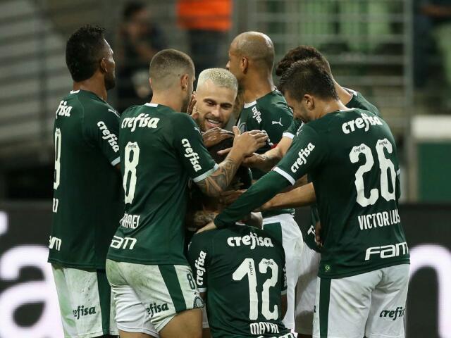 Para qual time torce os jogadores do Palmeiras?