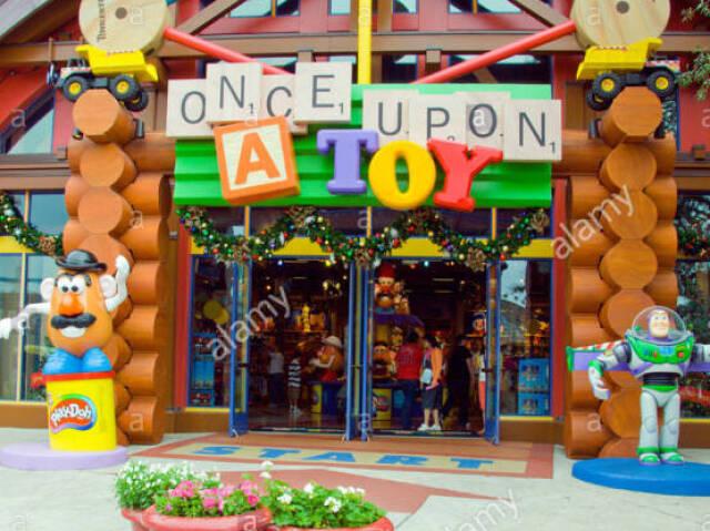Monte sua loja de brinquedos! 🎁🧸