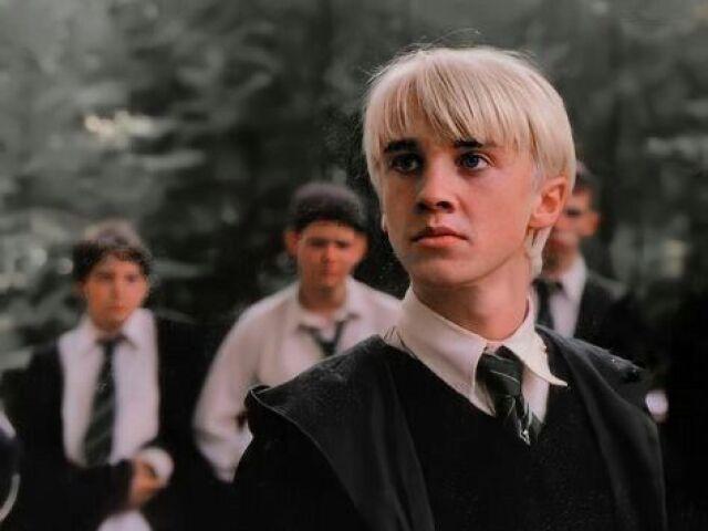 Você conhece o Draco Malfoy? 🐍💚