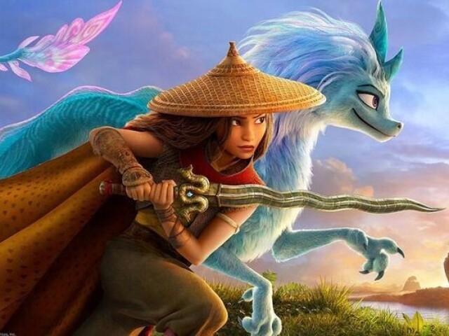 O quanto você sabe sobre Raya e o último dragão?