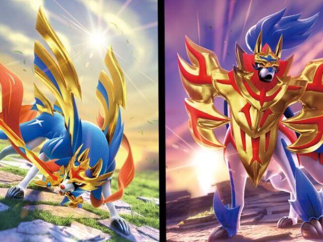 Você realmente conhece Pokémon sword & shield?