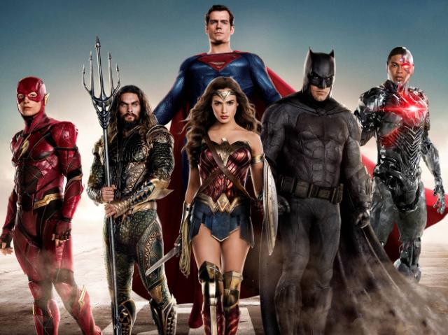 Você conhece o filme Liga Da Justiça?