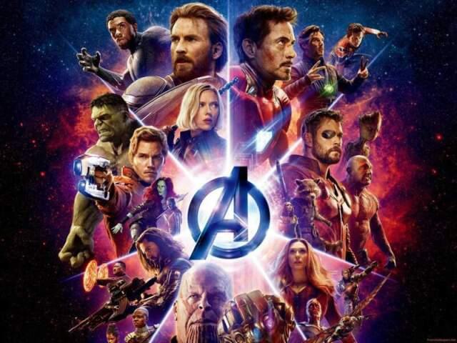 Qual a ordem cronológica dos filmes da Marvel?