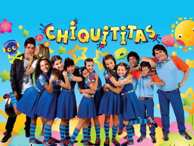 Adivinhe o personagem de Chiquititas!