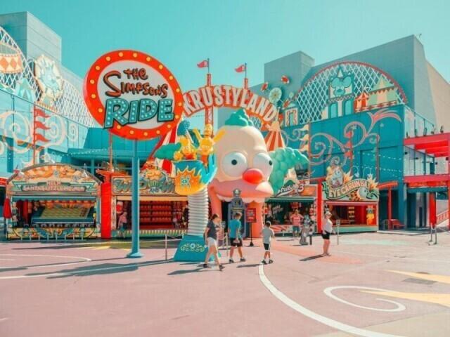 ✧*:. Monte seu parque de diversões! 🎈