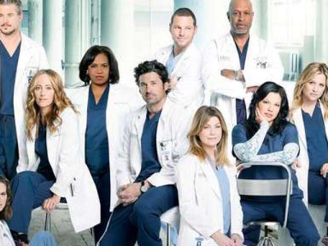 Teste Impossível Grey's Anatomy