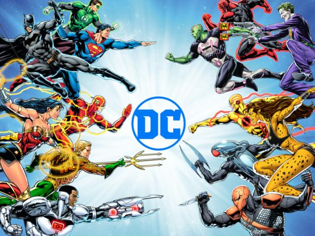 Quem é o personagem da DC?
