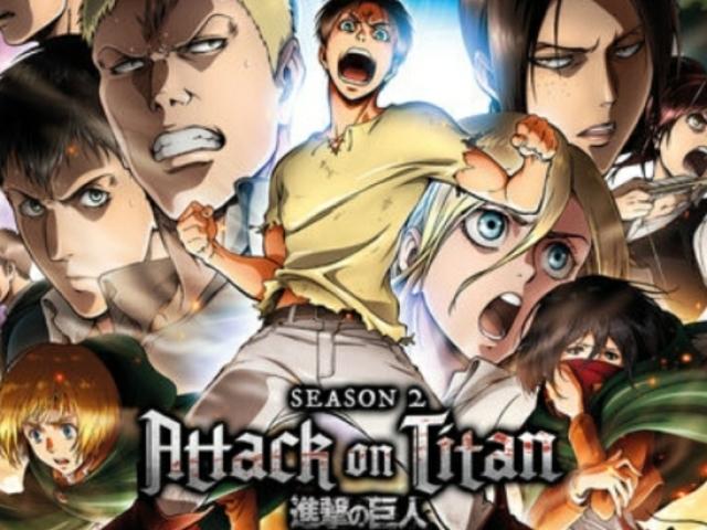 Você conhece mesmo 'Attack on titan'?(Spoilers)