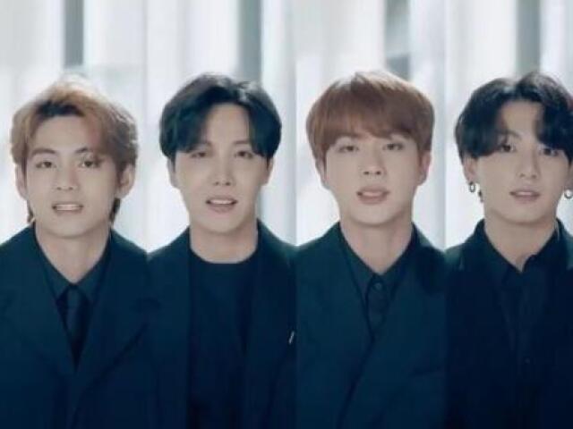 Quem do BTS seria seu par perfeito?