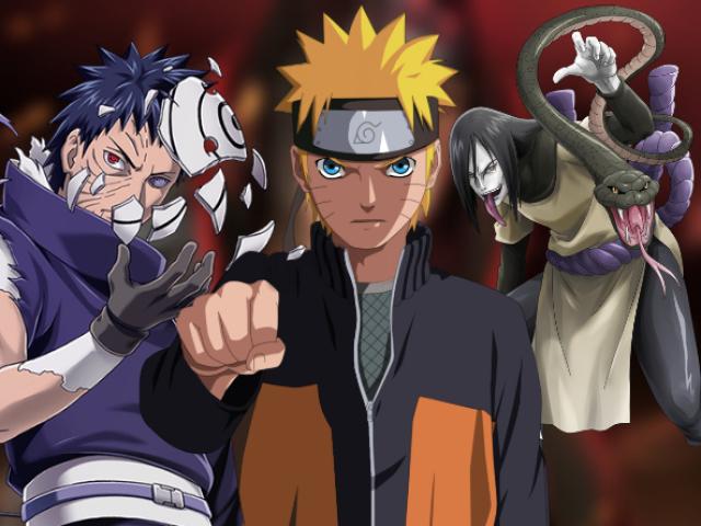 Descubra quem seria seu arquirrival em Naruto!