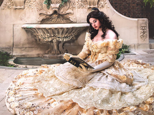 Monte sua vida de princesa