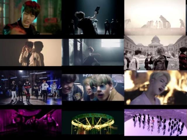 Você realmente conhece os MVs do BTS?