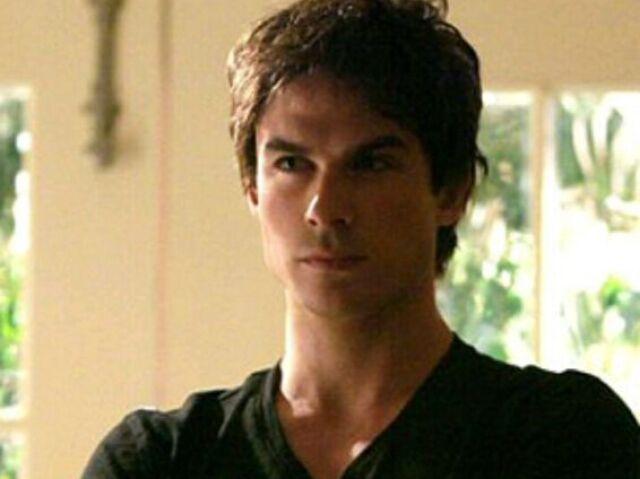 O que você seria do Damon Salvatore?
