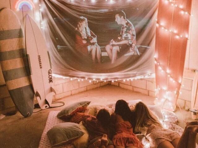 Monte sua festa do pijama!