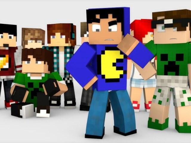 Qual Youtuber de Minecraft você seria?