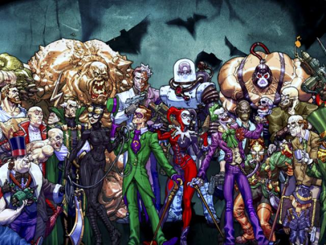 Qual dos melhores vilões do Batman você seria?