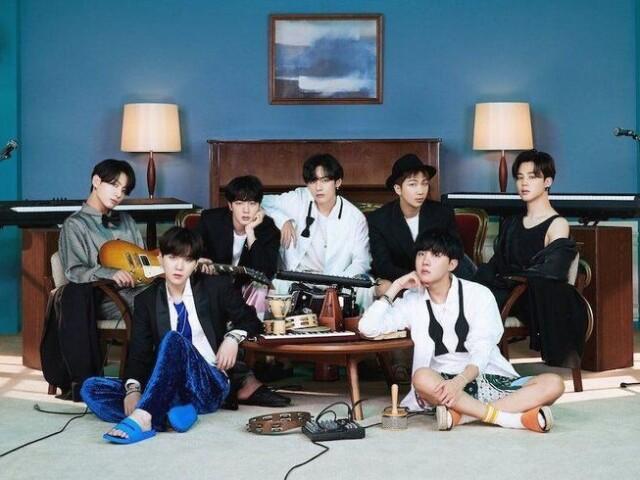 Qual membro do BTS é mais parecido com você?
