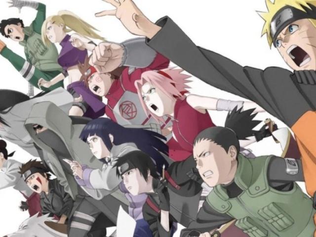 Quem seria seu melhor amigo em Naruto?