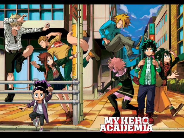 O quanto você sabe sobre Boku no Hero Academia?
