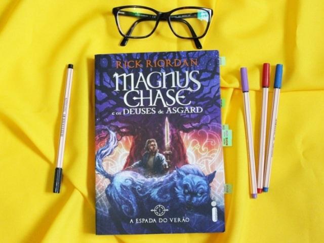 Magnus Chase e os Deuses de Asgard 1