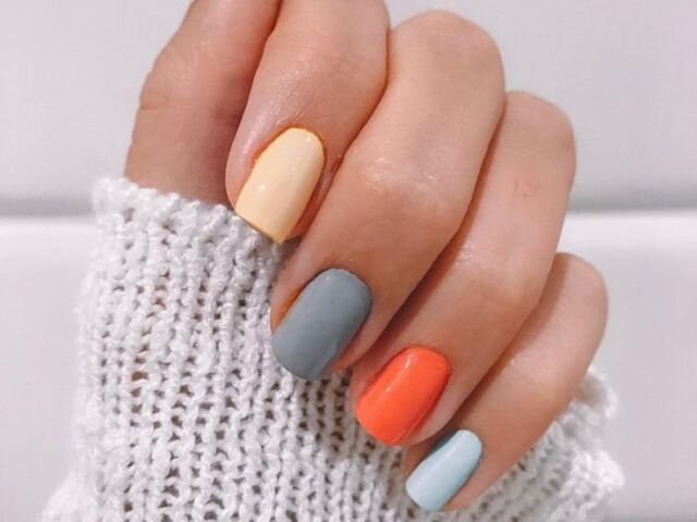 Qual cor de unha mais combina com você?