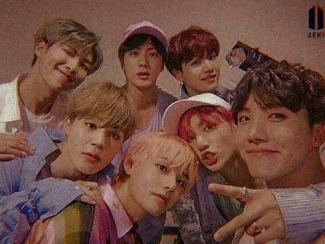Quem você seria do BTS?