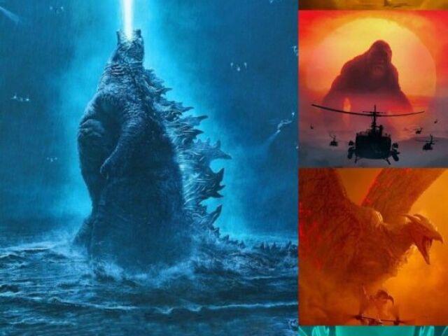 Você realmente conhece o Monsterverse?