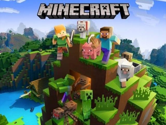 Você conhece Minecraft?