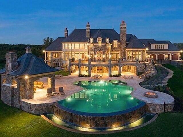 Monte sua mansão completa!
