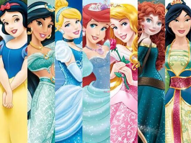Quiz princesas 👑