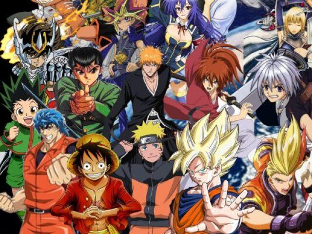 O quanto você sabe sobre animes?