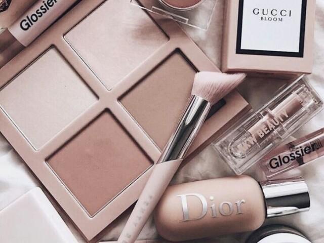 Monte seu kit de maquiagem ❤🎀