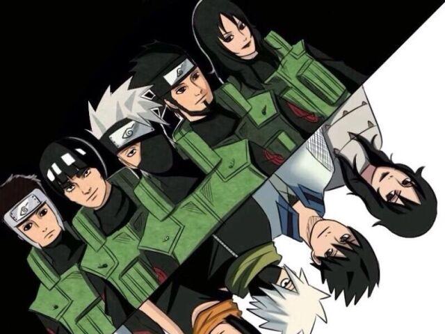 Qual sensei você seria em Naruto?