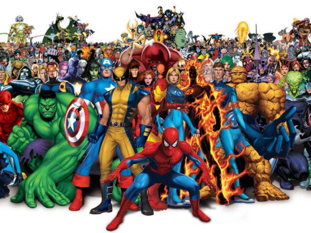 Qual personagem da Marvel você seria?