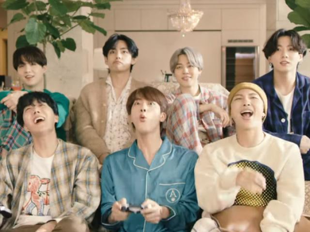 Que Música do BTS Você Seria?