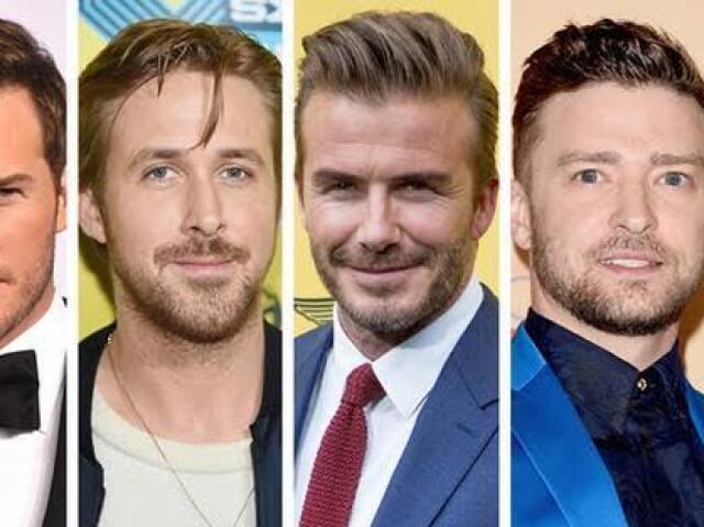 Com qual ator de Hollywood você teria um filho(a)?