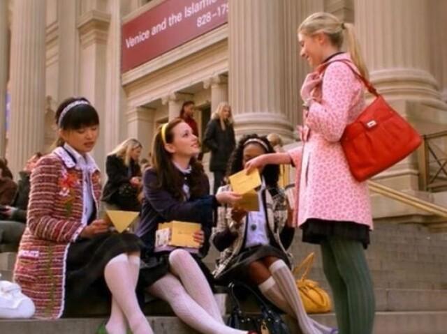 """༆ Qual garota de """"Gossip Girl"""" você seria? ༄"""