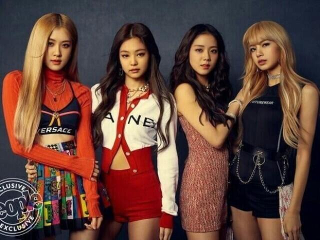 💖Monte o seu grupo de K-Pop feminino!💖