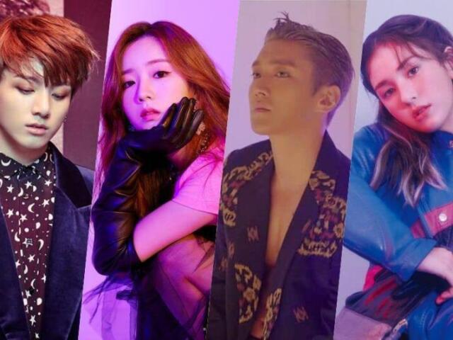 Você conhece esses K-idols?