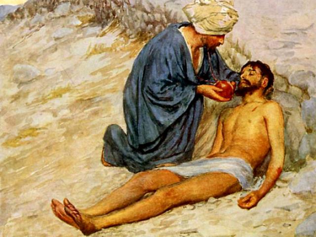 Parabola do bom samaritano