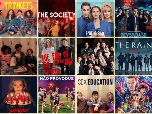 Qual série mais combina com você?