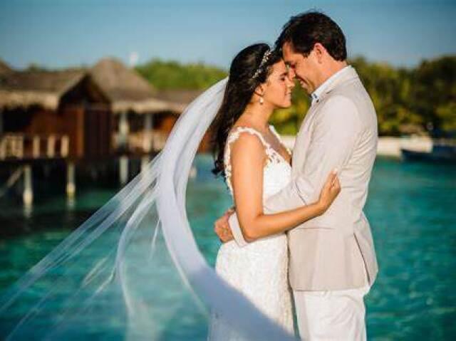 Como seria o seu casamento?💖💖
