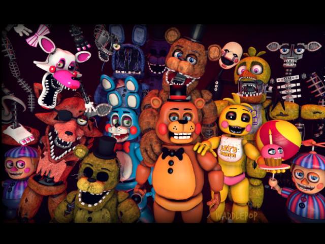 Você sabe tudo sobre Five Night's At Freddy's 2?