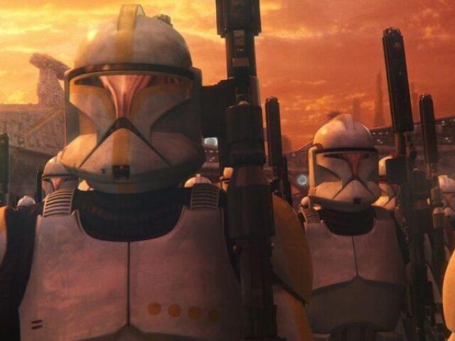 Tu sabes o nome dos Clones?