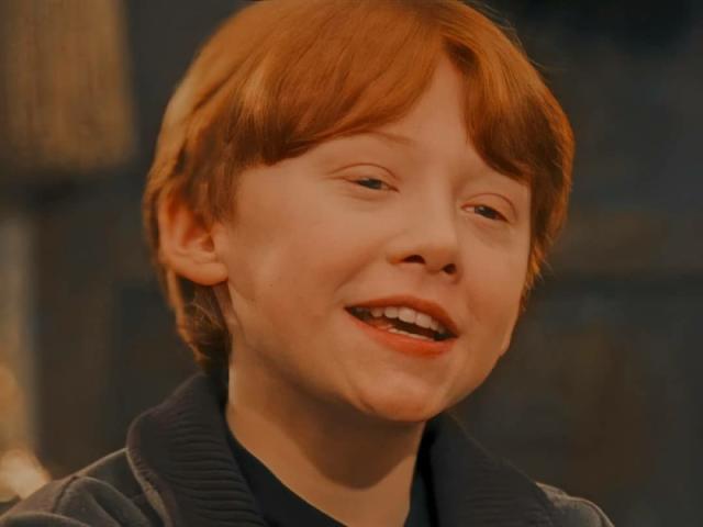 Vc sabe tudo sobre Rony Weasley?